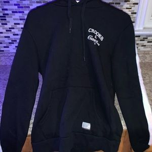 Women's crooks and castles hoodie